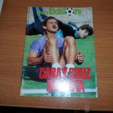 Coleccionismo deportivo: DON BALON Nº 517 PORTADA Y REPORTAJE COLOR ARCONADA Y SATRUSTEGUI REAL SOCIEDAD. Lote 44447542