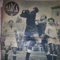 Coleccionismo deportivo: SEMANARIO MARCA Nº150DICIEMBRE DEL 1941. Lote 44747102