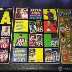 Coleccionismo deportivo: LOTE DE 3 REVISTAS EXTRA LIGA DON BALON 94 95 - 96 97 - EURO 96 94/95 96/97 EUROCOPA 96 - REVISTA -. Lote 73618001