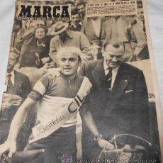Coleccionismo deportivo: MARCA Nº 648, DE 1955. Lote 45216850