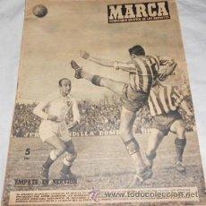 Coleccionismo deportivo: MARCA Nº 639, DE 1955. Lote 45216869