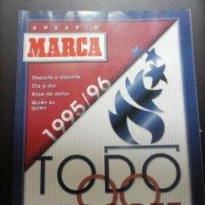 Coleccionismo deportivo: ANUARIO MARCA TODO DEPORTE 1995-96. Lote 45239457