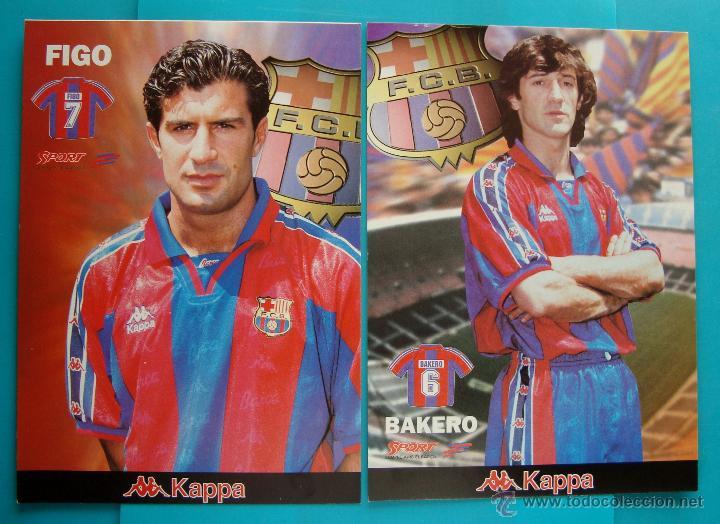 Coleccionismo deportivo: COLECCION SPORT FABRICA DE CAMPEONES DEL BARCELONA PRIMERA EDICION 1996 LIBRO Y 22 LAMINAS - Foto 11 - 45931348