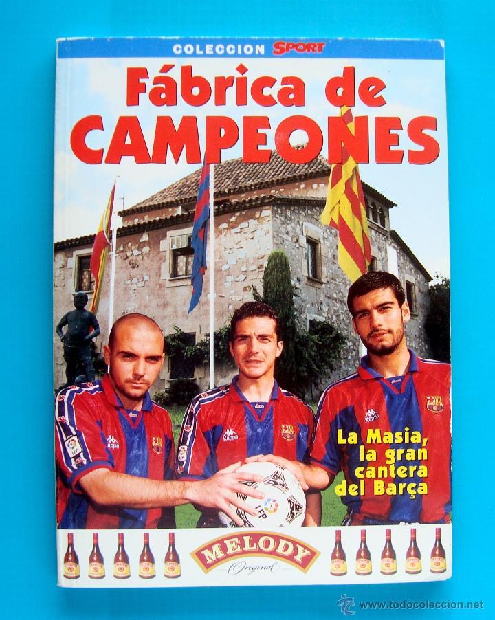Coleccionismo deportivo: COLECCION SPORT FABRICA DE CAMPEONES DEL BARCELONA PRIMERA EDICION 1996 LIBRO Y 22 LAMINAS - Foto 12 - 45931348