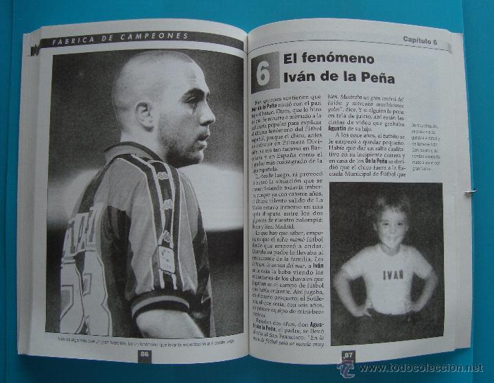Coleccionismo deportivo: COLECCION SPORT FABRICA DE CAMPEONES DEL BARCELONA PRIMERA EDICION 1996 LIBRO Y 22 LAMINAS - Foto 13 - 45931348
