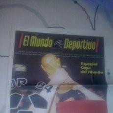 Coleccionismo deportivo: MUNDIAL ESTADOS UNIDOS 94, 'EL MUNDO DEPORTIVO'. Lote 45672396