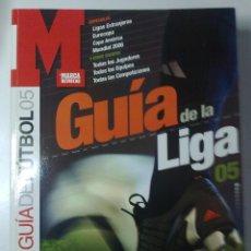 Coleccionismo deportivo: GUIA MARCA 2005. Lote 45747708