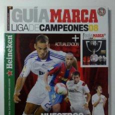 Coleccionismo deportivo: ACTUALIZACION 2008. Lote 45747937