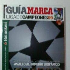 Coleccionismo deportivo: ACTUALIZACION 2009. Lote 45747955