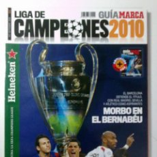Coleccionismo deportivo: ACTUALIZACION 2010. Lote 45747972