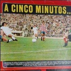 Coleccionismo deportivo: AS COLOR-Nº177-1974-POSTER CENTRAL R.MURCIA. Lote 21070727