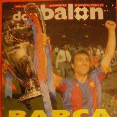 Coleccionismo deportivo: DON BALON- MAYO 1992. Lote 53796921