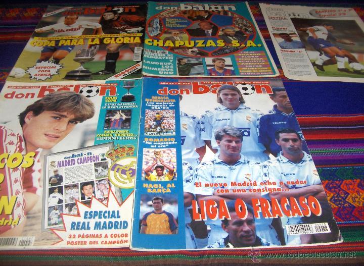 Coleccionismo deportivo: LAS DE REGALO. - Foto 2 - 46185640