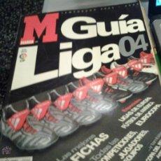 Coleccionismo deportivo: GUIA MARCA GUIA LIGA 04. Lote 46211298