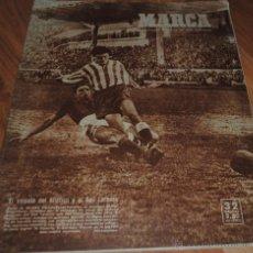 Coleccionismo deportivo: MARCA SEMANARIO GRÁFICO DE LOS DEPORTES, AÑO XI Nº 370, MADRID 3 ENERO 1950, LEER. Lote 46604976