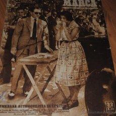 Coleccionismo deportivo: MARCA SEMANARIO GRÁFICO DE LOS DEPORTES, AÑO XI Nº 392, MADRID 6 JUNIO 1950, LEER. Lote 46610169