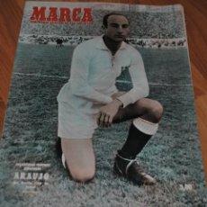Coleccionismo deportivo: MARCA, SEMANARIO GRÁFICO DE LOS DEPORTES, AÑO XI Nº 431, MADRID 6 MARZO 1951, LEER. Lote 46633059