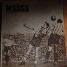 Coleccionismo deportivo: MARCA SUPLEMENTO GRÁFICO DE LOS DEPORTES, AÑO VIII Nº 258, MADRID 11 NOVIEMBRE 1947, LEER. Lote 46635803