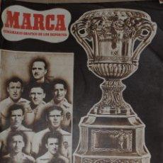 Coleccionismo deportivo: MARCA SUPLEMENTO GRÁFICO DE LOS DEPORTES, AÑO XI Nº 391, MADRID 30 MAYO 1950, LEER. Lote 46636902