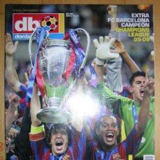 Coleccionismo deportivo: DON BALÓN EXTRA Nº 85. FC BARCELONA CAMPEÓN DE EUROPA 2005-06. Lote 46654339