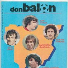Coleccionismo deportivo: REVISTA DON BALÓN - Nº 430 - 1984 MUÑOZ, MARADONA, N'KONO, KEMPES, INFORME ÁRBITROS, ANDRÉS JIMÉNEZ. Lote 46772833