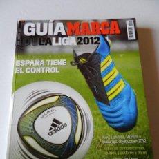 Coleccionismo deportivo: GUIA MARCA EXTRA LIGA 2011/2012 - ESPECIAL ANUARIO FUTBOL TEMPORADA 11/12 - Nº 17. Lote 46887438