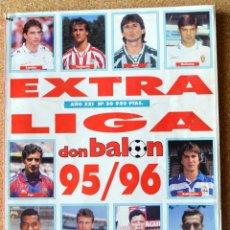 Coleccionismo deportivo: DON BALON - EXTRA LIGA - 95-96 - FUTBOL - EXTRA Nº 24. Lote 47027177