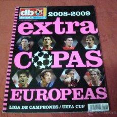 Coleccionismo deportivo: EXTRA COPAS EUROPEAS 2008 DON BALON. Lote 47109464