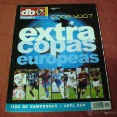 Coleccionismo deportivo: EXTRA COPAS EUROPEAS 2006 DON BALON. Lote 47109516