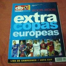 Coleccionismo deportivo: EXTRA COPAS EUROPEAS 2005 DON BALON. Lote 47109543