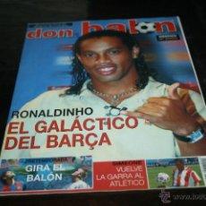 Coleccionismo deportivo: REVISTA FÚTBOL DON BALÓN Nº 1449 POSTER ANDERSON VILLARREAL 03-04. Lote 47111632