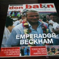 Coleccionismo deportivo: REVISTA FÚTBOL DON BALÓN Nº 1450 POSTER GIGANTE RONALDINHO BARCELONA 03-04. Lote 47111652