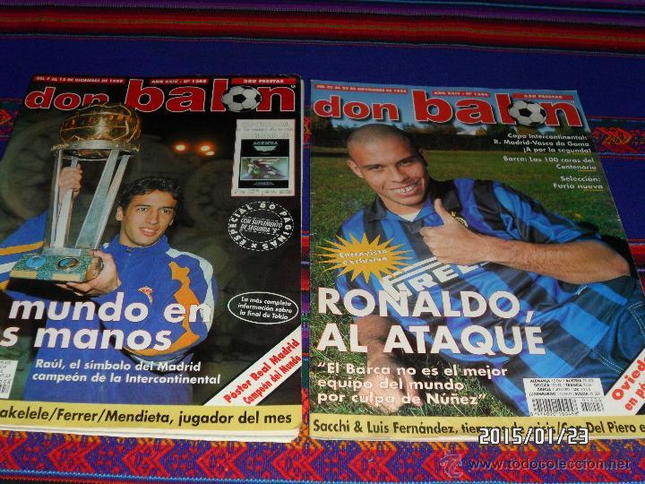 Coleccionismo deportivo: 1206 Y 1208 DE REGALO. - Foto 3 - 46185640