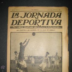 Coleccionismo deportivo: PARTIDO FUTBOL LIGA BERLIN - JORNADA DEPORTIVA NUM. 87- DICIEMBRE . 1922-(CD-1371). Lote 47437591