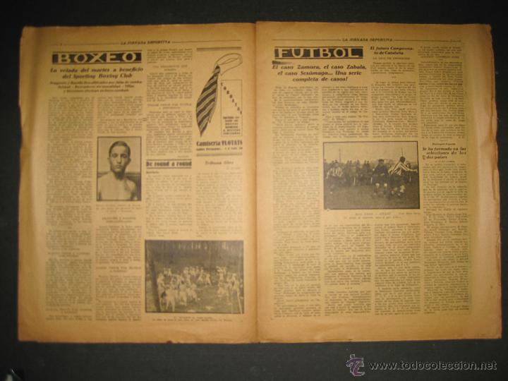 Coleccionismo deportivo: PARTIDO FUTBOL LIGA BERLIN - JORNADA DEPORTIVA NUM. 87- DICIEMBRE . 1922-(CD-1371) - Foto 2 - 47437591