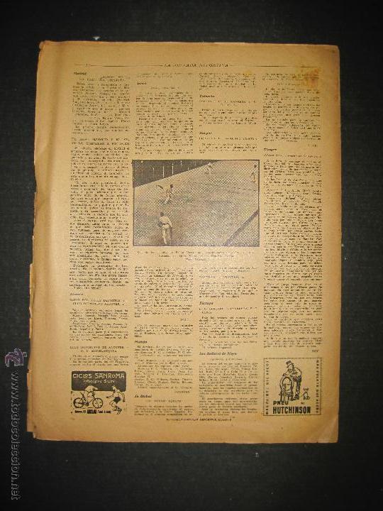 Coleccionismo deportivo: PARTIDO FUTBOL LIGA BERLIN - JORNADA DEPORTIVA NUM. 87- DICIEMBRE . 1922-(CD-1371) - Foto 6 - 47437591