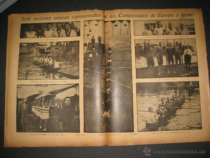 Coleccionismo deportivo: EQUIPO VASCO EN AMERICA - JORNADA DEPORTIVA NUM.59 - SEPTIEMBRE 1922-(CD-1377) - Foto 5 - 47437952