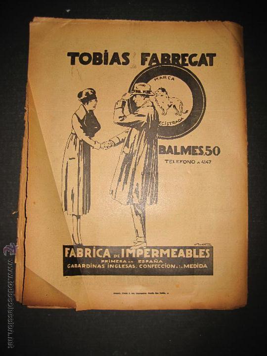 Coleccionismo deportivo: EQUIPO VASCO EN AMERICA - JORNADA DEPORTIVA NUM.59 - SEPTIEMBRE 1922-(CD-1377) - Foto 9 - 47437952