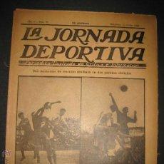Coleccionismo deportivo: ARENAS BILBAO ,EUROPA, CARDIFF CITY TOTTENHAM - JORNADA DEPORTIVA NUM.69 - OCTUBRE 1922-(CD-1378). Lote 47446507