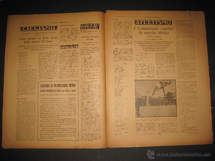 Coleccionismo deportivo: ARENAS BILBAO ,EUROPA, CARDIFF CITY TOTTENHAM - JORNADA DEPORTIVA NUM.69 - OCTUBRE 1922-(CD-1378) - Foto 3 - 47446507