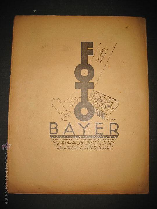 Coleccionismo deportivo: FUTBOL U.S. SANS , C.D. EUROPA - JORNADA DEPORTIVA NUM.56 - AGOSTO 1922 -(CD-1381) - Foto 9 - 47446647