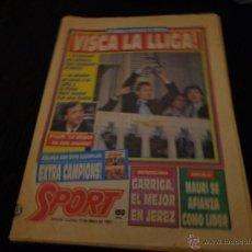 Coleccionismo deportivo: EL BARCELONA CAMPEON DE LIGA. Lote 47527262