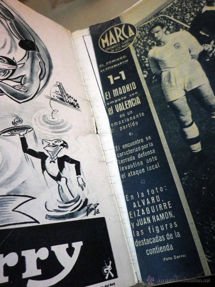 Coleccionismo deportivo: SUPLEMENTO GRAFICO DE DEPORTES, MARCA, Nº 99, OCTUBRE 1944, - Foto 4 - 47914301