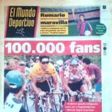 Coleccionismo deportivo: MUNDO DEPORTIVO. 1993. 100.000 FANS. LE TOUR. Lote 48152535