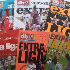 Coleccionismo deportivo: EXTRA LIGA DON BALÓN (6 REVISTAS). Lote 48215302