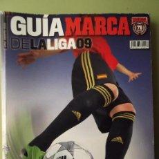Coleccionismo deportivo: GUIA MARCA 09. Lote 48494130