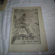 Coleccionismo deportivo: ALFREDO DI STEFANO.LA SAETA RUBIA.40 DIAS,40 ASES,40 BIOGRAFIAS.FUTBOL.MARCA 11-8-1963. Lote 48702511
