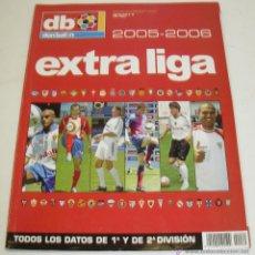 Coleccionismo deportivo: EXTRA DON BALON LIGA 2005-2006. Lote 49117275