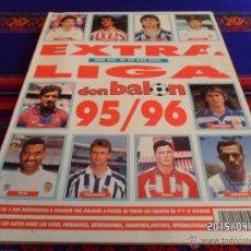 Coleccionismo deportivo: DON BALÓN EXTRA LIGA Nº 30. 95 96 1995 1996. 950 PTS.. Lote 49173114