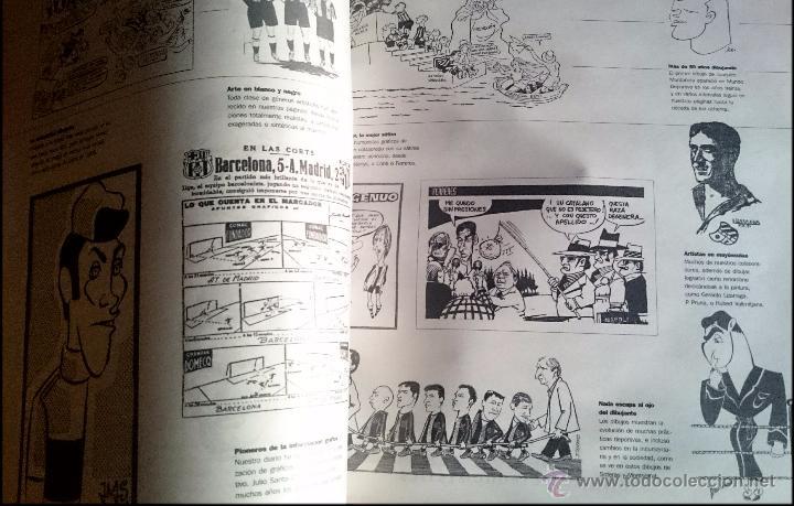 Coleccionismo deportivo: Cent anys d´emocions - mundo deportivo - Cien años de emociones - EN CASTELLANO ( Gran formato ) - Foto 8 - 49453366